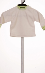 Бебешка блуза с дълъг ръкав