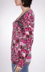Дамска блуза с дълъг ръкав s.OLIVER