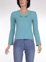Дамска блуза с дълъг ръкав Coolwater