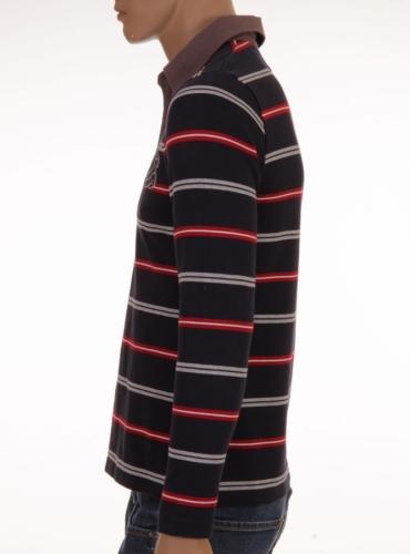Мъжка блуза с дълъг ръкав