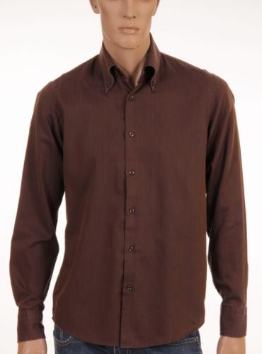 Мъжка риза с дълъг ръкав