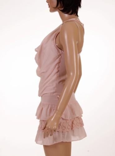 Дамска рокля без ръкави