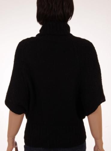 Дамски пуловер без ръкави