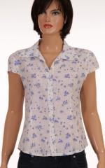 Дамска риза без ръкави