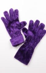 Дамски комплект шал и ръкавици