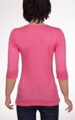 Дамска блуза с 3/4 ръкав
