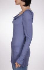 Дамска блуза с дълъг ръкав