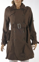 Дамско палто Attrattivo