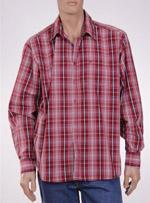 Мъжка риза с дълъг ръкав GIN TONIK