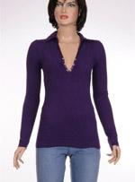 Дамска блуза с дълъг ръкав oxxy