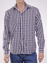 Мъжка риза с дълъг ръкав Benvenuto