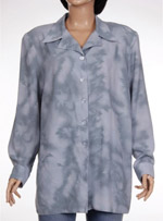 Дамска риза с дълъг ръкав Окей