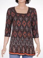Дамска блуза с 3/4 ръкави STREET ONE