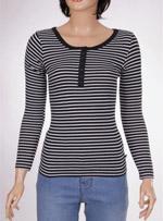 Дамска блуза с дълъг ръкав Sisters point