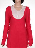 Дамска блуза с дълъг ръкав  Rhythm