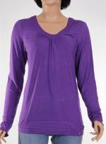 Дамска блуза с дълъг ръкав ZAIDA