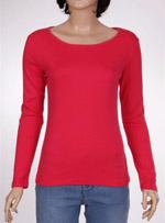 Дамска блуза с дълъг ръкав Biancheporte