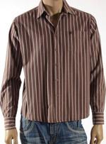 Мъжка риза с дълъг ръкав MANGUUN